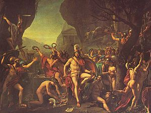 テルモピュライの戦い